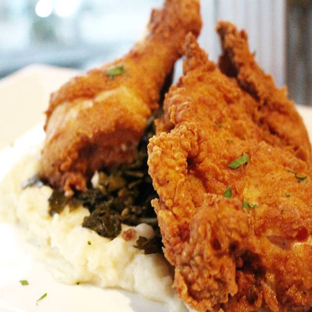 MAX's Famous Southern Fried Chicken - MAX's Wine Dive Houston - Fairview St., Houston, TX