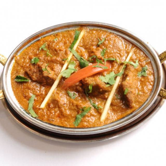 Lamb Curry - Chettinad Restaurant, London