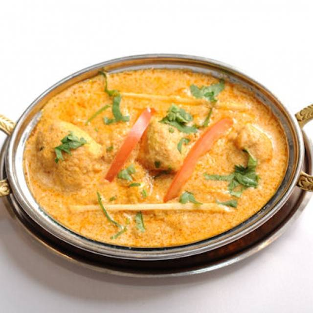 Chicken Kurma - Chettinad Restaurant, London