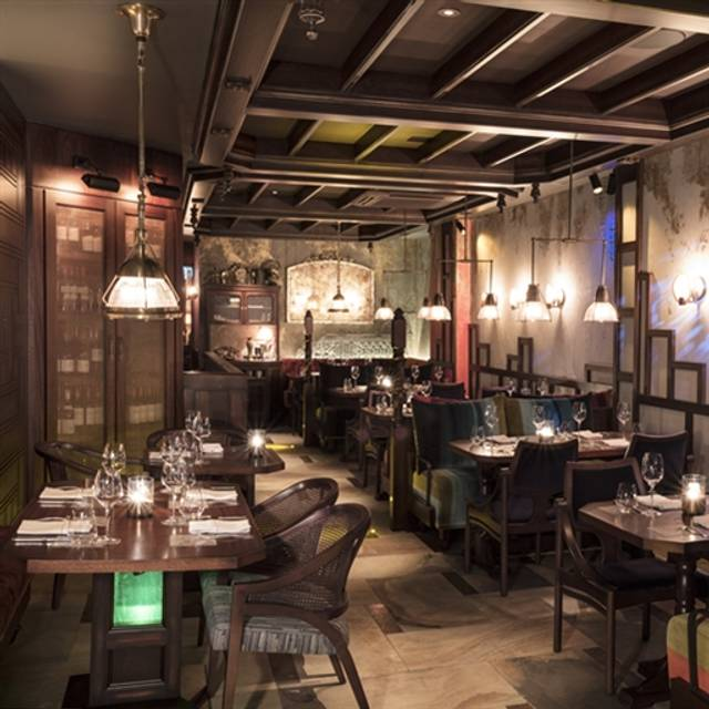 Tamarind kitchen london opentable for New kitchen london