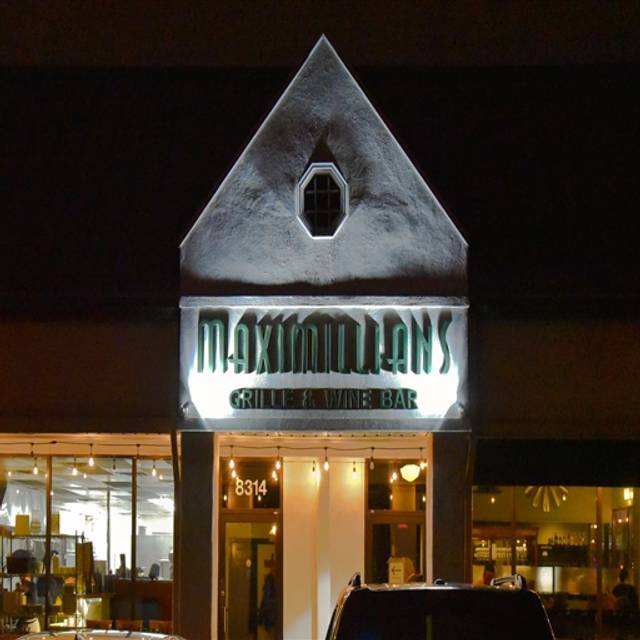 Maximillians Grill & Wine Bar, Cary, NC