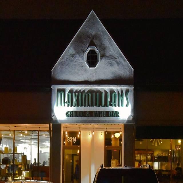 Maximillian's Grille & Wine Bar, Cary, NC