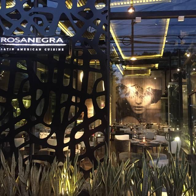 Exterior - Rosa Negra, Ciudad de México, CDMX