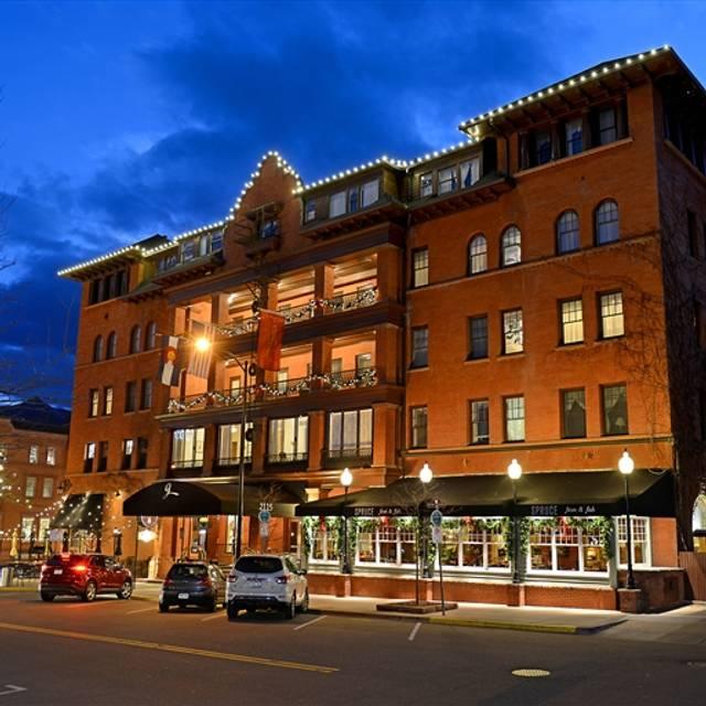 Hotel Boulderado Special Events, Boulder, CO