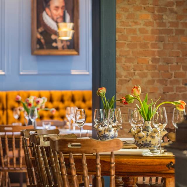 Cornelis - Restaurant Lt. Cornelis, Amsterdam, Noord-Holland