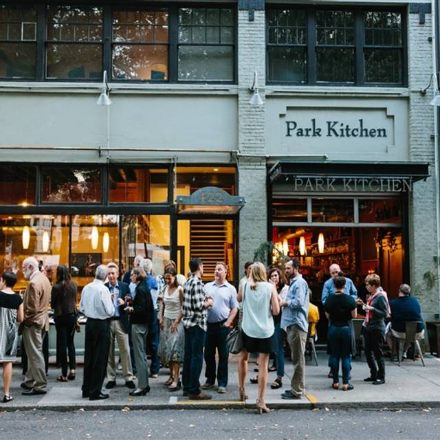 Park Kitchen, Portland, OR