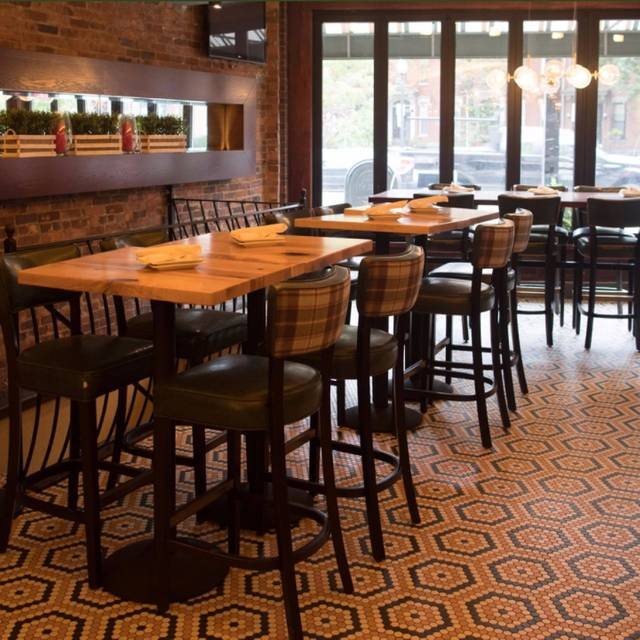 coda bar & kitchen restaurant - boston, ma | opentable