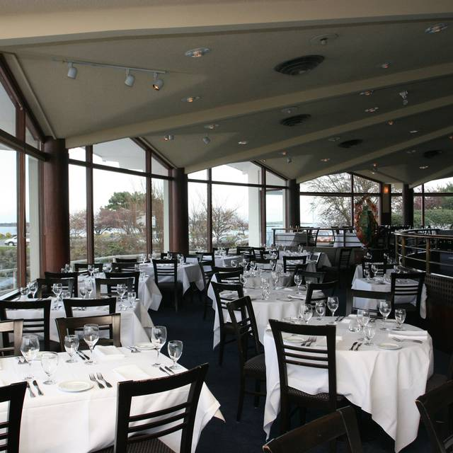 Marina Interior - Marina Restaurant, Victoria, BC