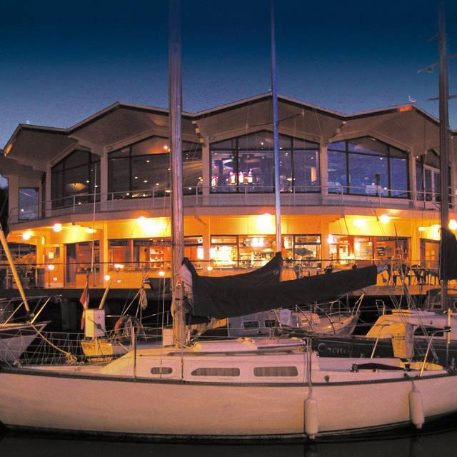 Marina Exterior - Marina Restaurant, Victoria, BC