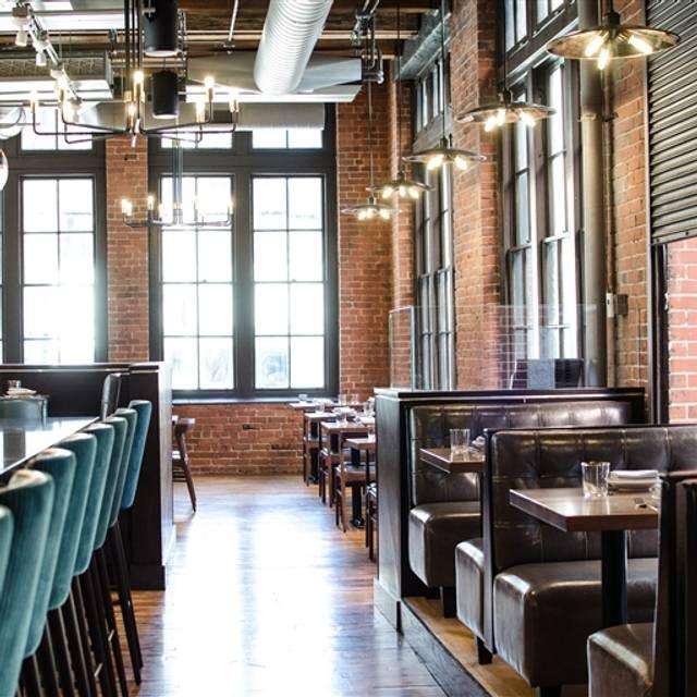 Boston Seaport Restaurant: Oak + Rowan Restaurant - Boston, MA
