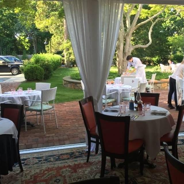 Bridgehampton Inn Restaurant, Bridgehampton, NY