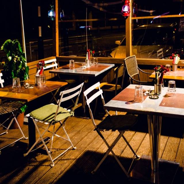 Vesuvio Cafe London Menu