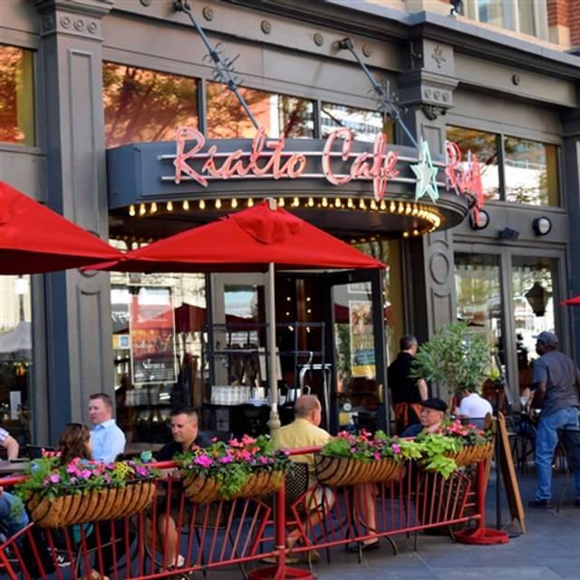 Rialto Cafe, Denver, CO
