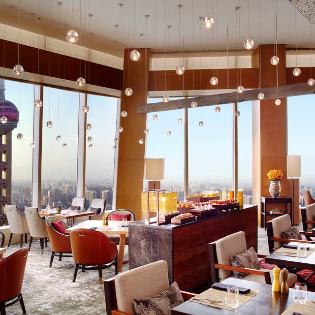 Scena The Ritz Carlton Shanghai Pudong Restaurant
