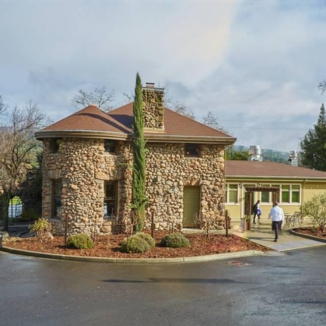 Gatehouse Restaurant at Greystone, St. Helena, CA