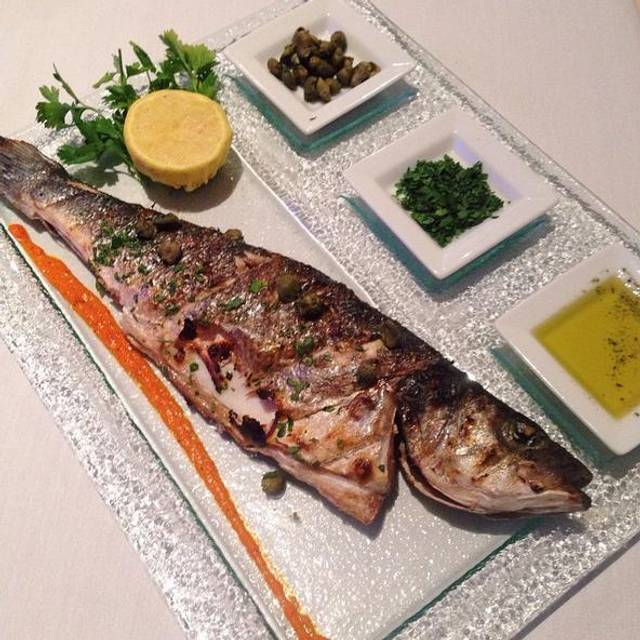 Whole Lavraki - Thalassa, New York, NY