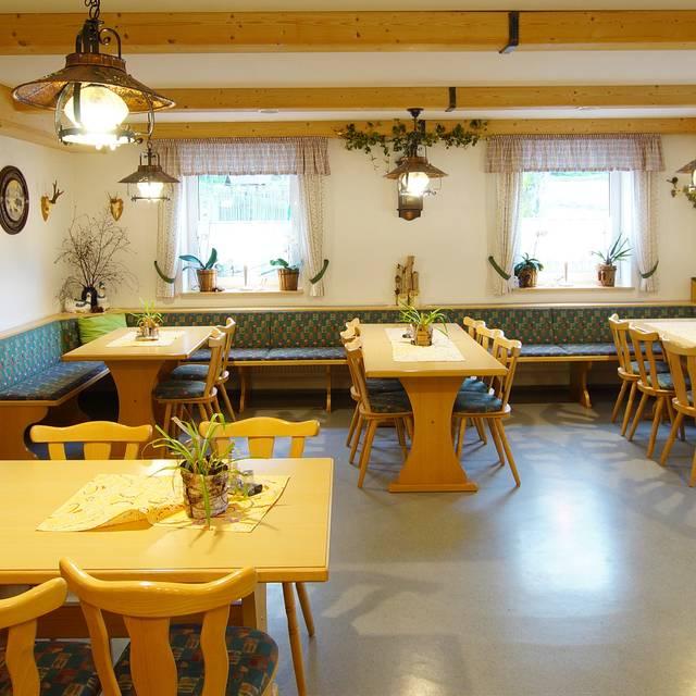 gasthof pension waldfrieden restaurant brand by opentable. Black Bedroom Furniture Sets. Home Design Ideas