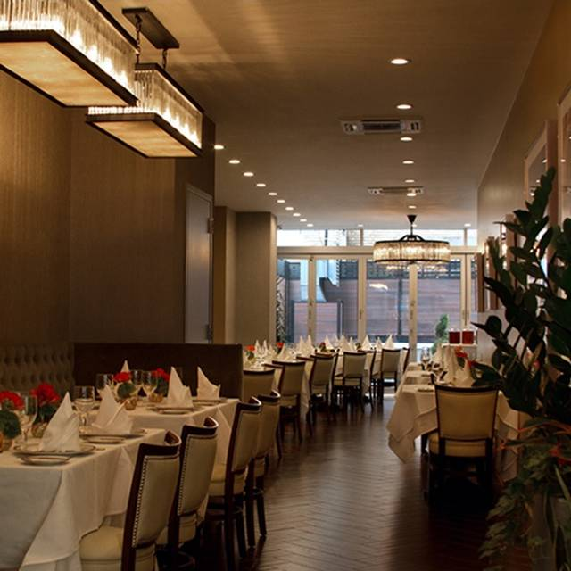 Dining Room - Allora, New York, NY