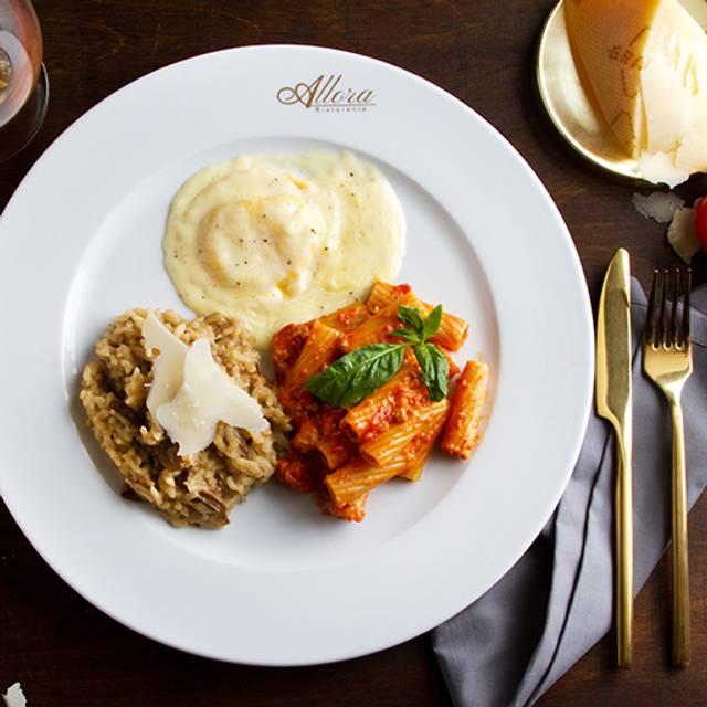 Food - Allora, New York, NY