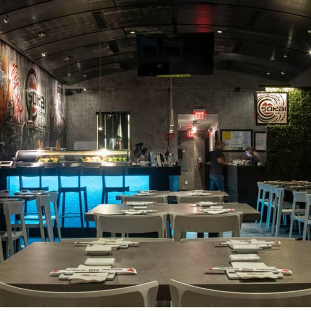 Sokai Sushi Bar - Medley, Doral, FL