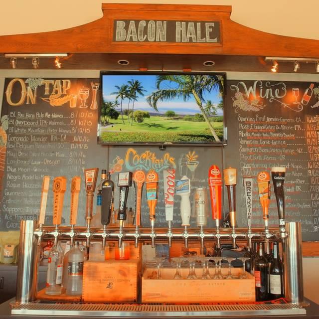 Tvs - Mai Grille By Allen Hess, Waikoloa, HI