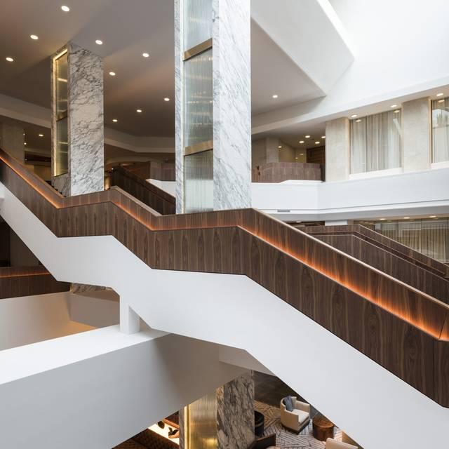 Staircase - Bayou & Bottle-Four Seasons Houston, Houston, TX