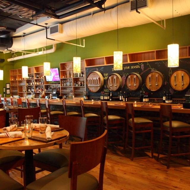 Private Dining Rooms Atlanta: City Winery Atlanta Barrel Room & Restaurant