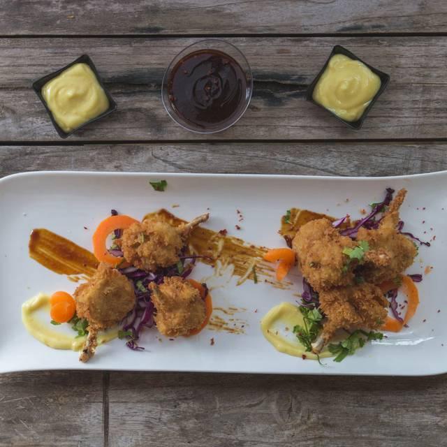 HiR Fine Dining, Pinilla, Guanacaste