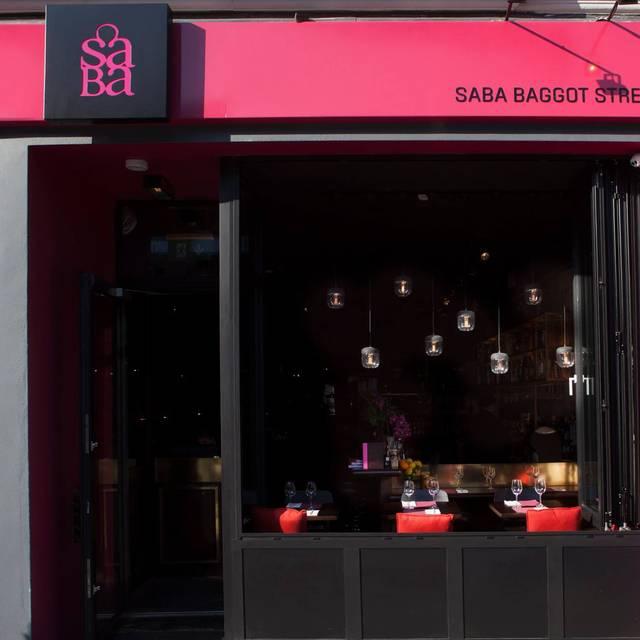 Saba - Baggot Street, Dublin, Co. Dublin