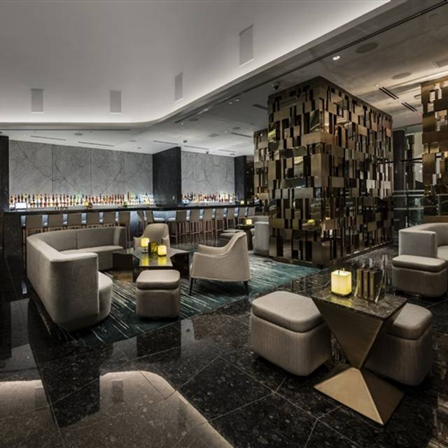 The Trump Champagne Lounge - Trump International Hotel & Tower® Vancouver, Vancouver, BC