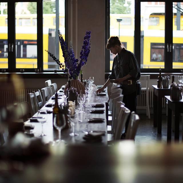 Michelberger Restaurant, Berlin