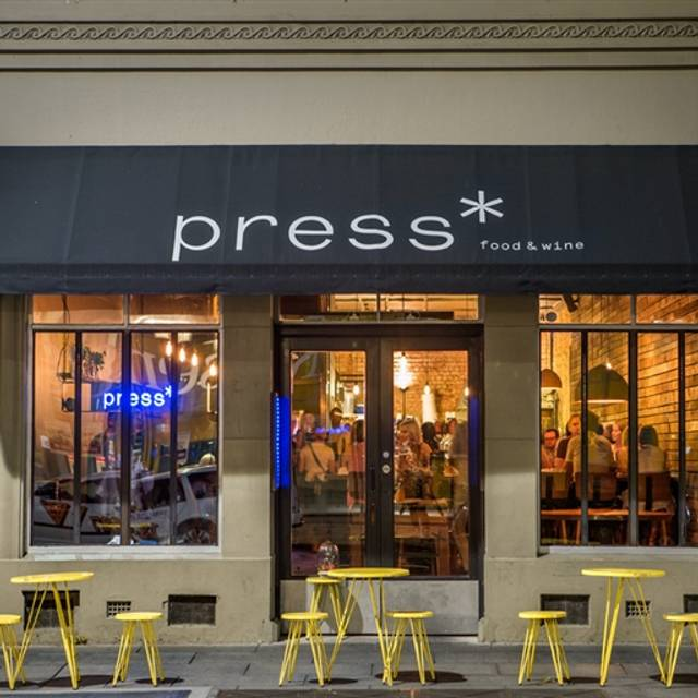 Press* Food & Wine, Adelaide, AU-SA