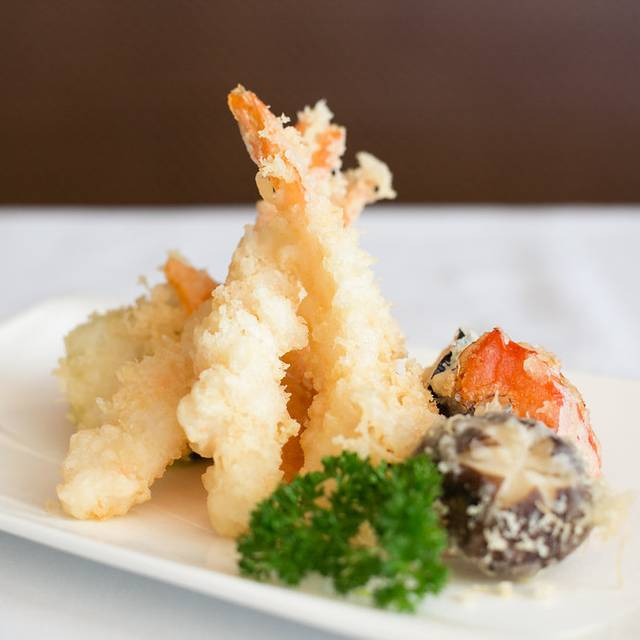 Assorted Tempura - Miyako Japanese Cuisine, Southbank, AU-VIC