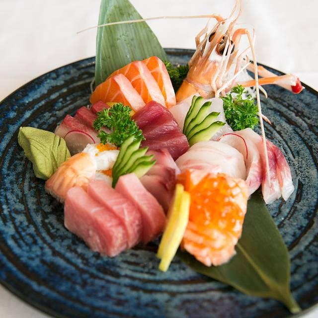Assorted Sashimi Deluxe - Miyako Japanese Cuisine, Southbank, AU-VIC