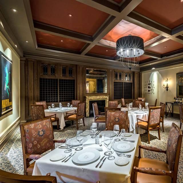 Cru Restaurant Moreland Hills Menu