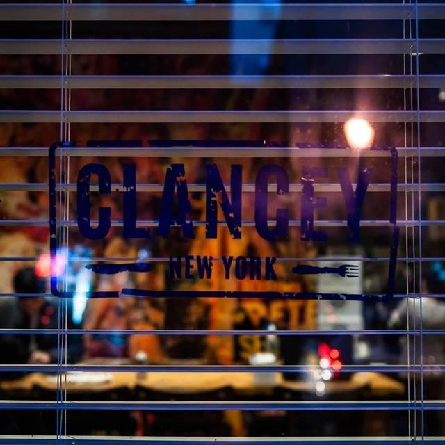 Clancey - Clancey, New York, NY