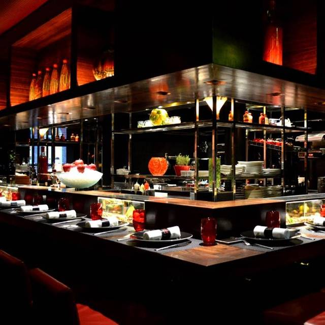L'Atelier de Joel Robuchon, London