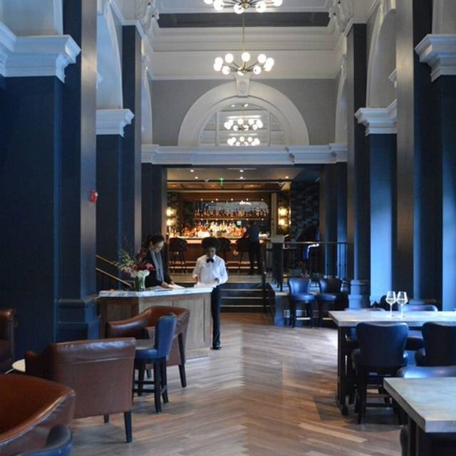 Siren restaurant washington dc opentable - Table restaurant washington dc ...