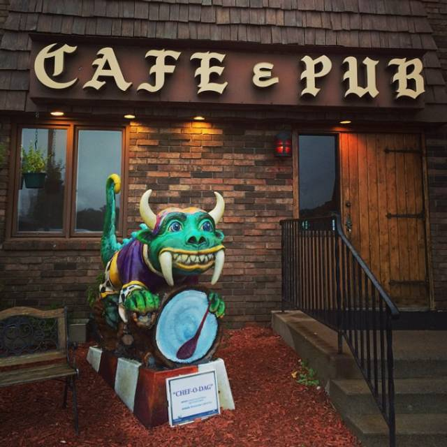 Rhinelander Cafe And Pub Menu