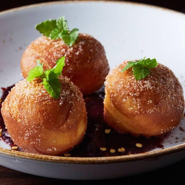 Duck doughnuts - Burma Lane, Melbourne, AU-VIC