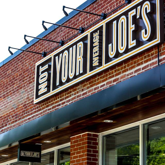 Not Your Average Joe's Acton, Acton, MA