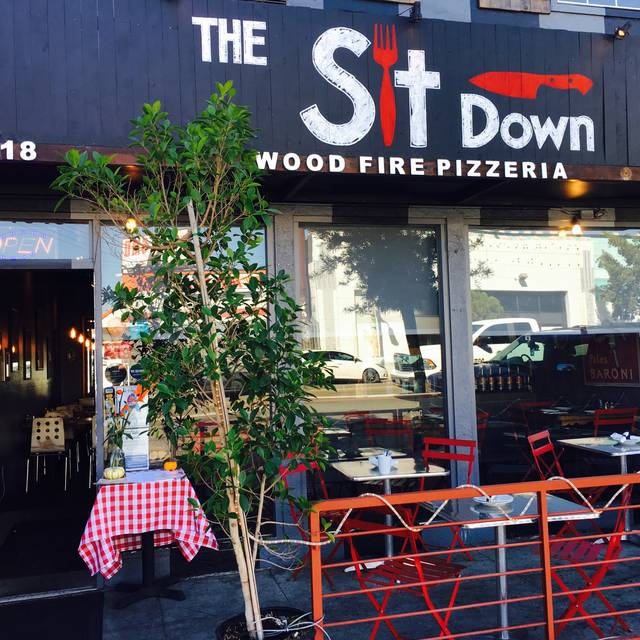 The Sit Down - Los Feliz, Los Angeles, CA