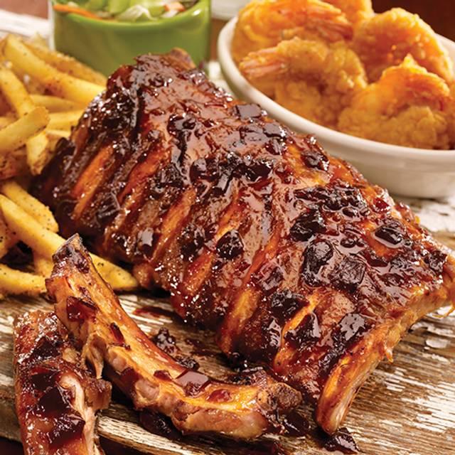 Jack Daniel's Ribs And Shrimp - TGI FRIDAYS - Killeen, Killeen, TX