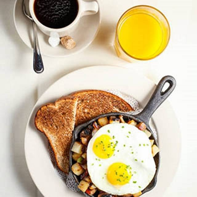 Eggs And Coffee - The Normandy Kitchen, Minneapolis, MN