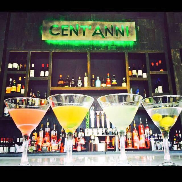 Martini Bar - Mangia Nashville, Nashville, TN
