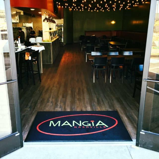 Welcome to Mangia Nashville - Mangia Nashville, Nashville, TN