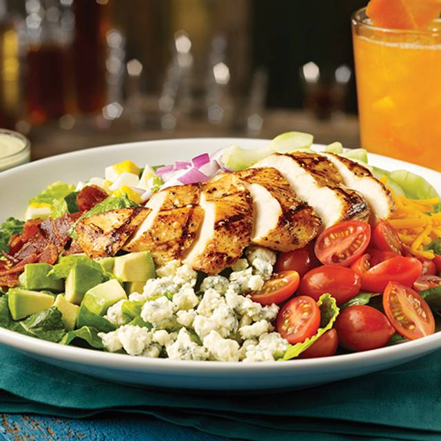 Million Dollar Cobb Salad - TGI FRIDAYS - DFW Airport C-8, Dallas, TX