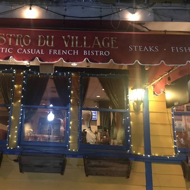 Le Bistro du Village (fka Crepe du Jour), Baltimore, MD