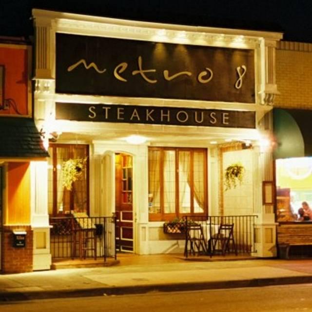 Metro 8 Steakhouse - Metro 8 Steakhouse, Durham, NC