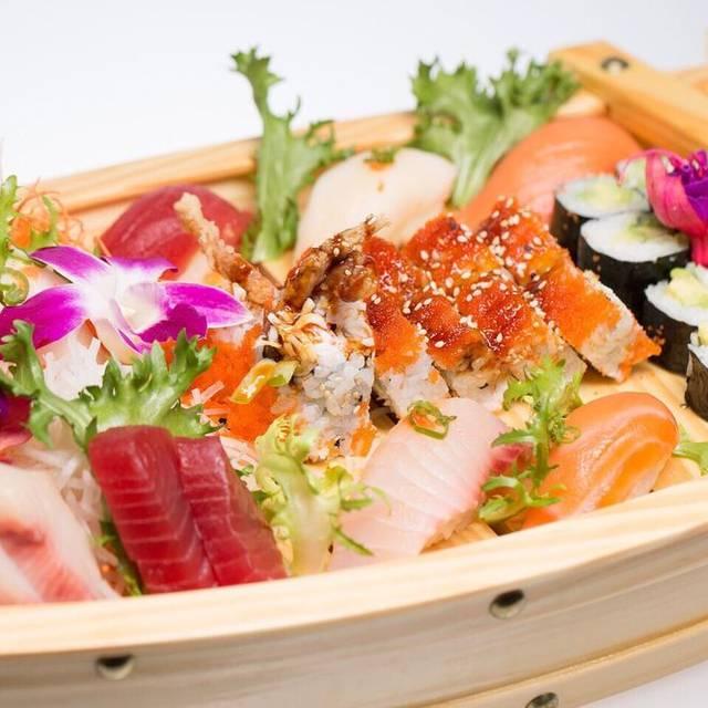 Jieyi sushi asian cuisine restaurante chicago il for Asian cuisine chicago